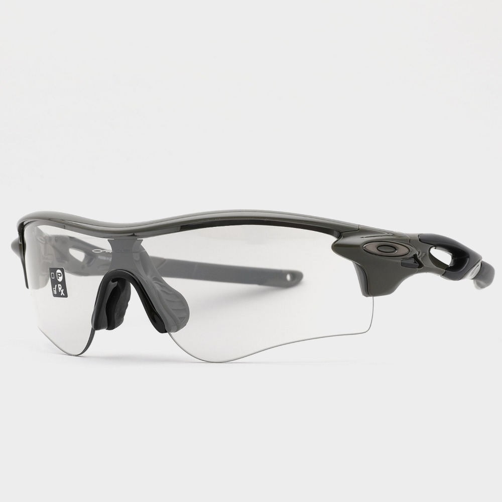 오클리 선글라스 레이다락패스 RADAR LOCK PATH OO9206 4938 (Clear Black Iridium Photochromic Lens)