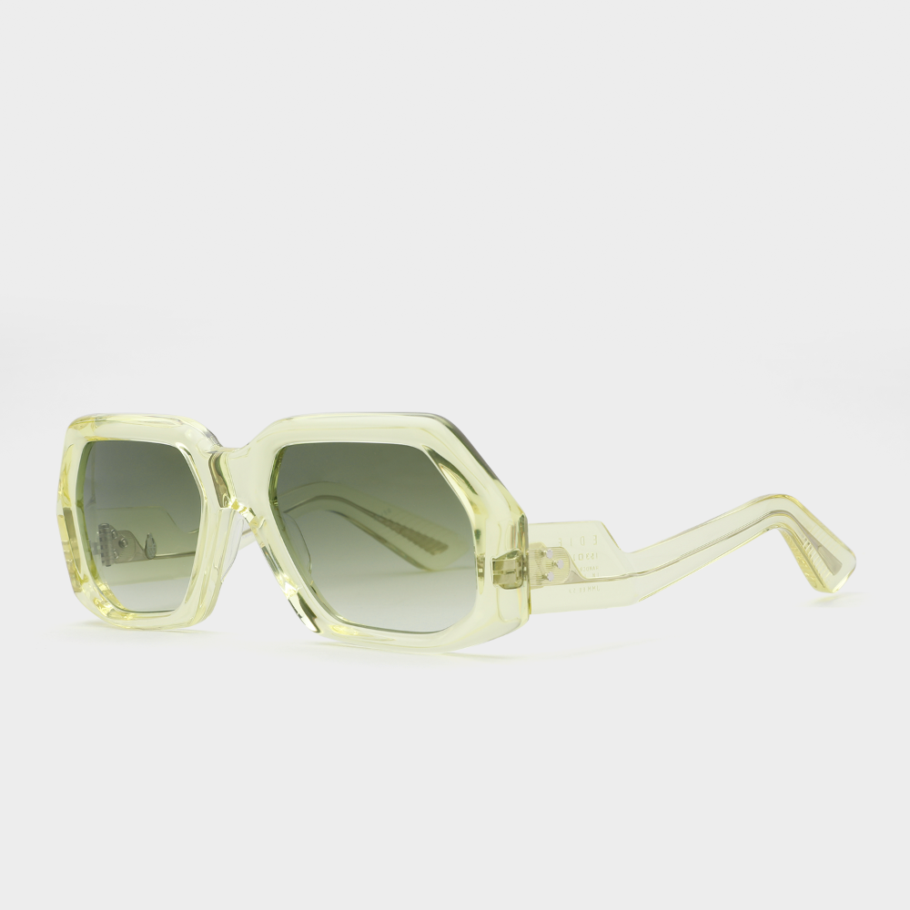 자크마리마지 선글라스 에디 JMMEE5J EDIE SUNFLOWER (Green Gradient Lens)